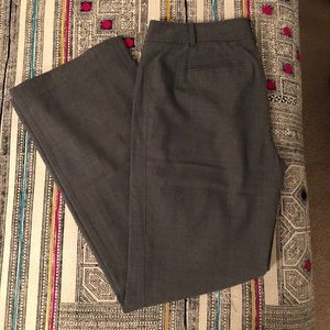 Anne Taylor grey trousers